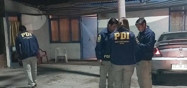 En riesgo vital internada en Hospital de Iquique, sigue niña de 10 años baleada en su hogar, desde el exterior
