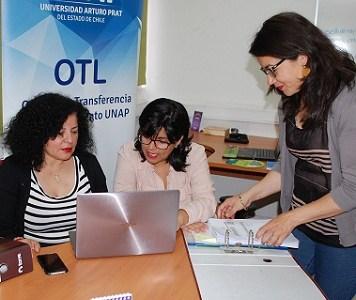 Oficina de Transferencia y Licenciamiento de la UNAP concreta 10 registros de derecho de autor y avanza en procesos de inscripción de marca y patente de invención