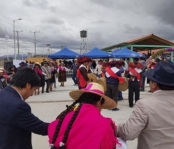 """Un espacio para mostrar la riqueza cultural aymara: Novena versión de la Expo Colchane 2020 abrirá con la banda nacional """"Noche de Brujas"""""""