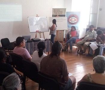 Unifican acuerdos para avanzar en reivindicación de losderechos de pueblos originarios, durante encuentro autovonvocado de comunidades