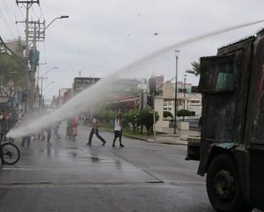 Concejal Matías Ramírez acusa a autoridades políticas de la región de ser responsables del actuar policial