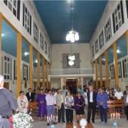 Sentido anhelo de Centro Católico Corazón de María se hizo realidad: Iglesia pampina luce renovada
