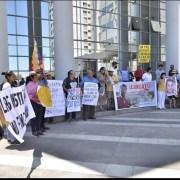 Coordinadora de Presos y Perseguidos Políticos pide que cambien medida cautelar a 13 de ellos por arresto domiciliario