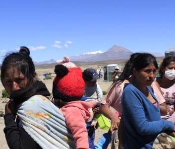 Alcalde Soria pide que no se permita ingreso a la región a extranjeros que intentan retornar a sus países, cuyas fronteras se encuentras cerradas.