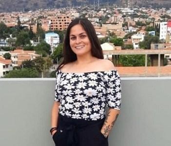 Tania Sampson, presa política, regresa a Iquique para cumplir arresto domiciliario en su hogar, luego que Corte de Arica cambiara medida cautelar