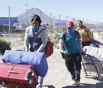 Evo Morales, destaca solidaridad de alcaldes Mauricio Soria y Javier García, por acto humanitario a sus compatriotas
