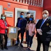 Rotary Club izo donaciones de 380 bolsas con colaciones destinadas a las personas que están en situación de calle
