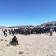 """INTE acusa que Bolivia busca sacar dividendos políticos de """"catástrofe mundial que golpea, incluso, a sus propios connacionales""""""""."""