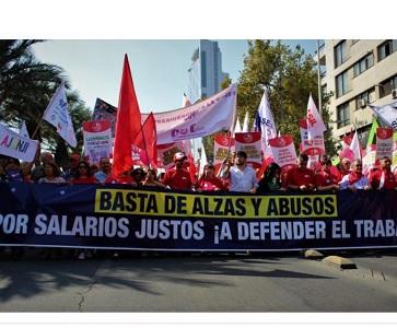 Red de investigadores del Trabajo de Chile se pronuncia sobre la situación del laboral en el contexto de la Pandemia.
