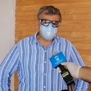 Alarmante informe epidemiológico sobre crecimiento exponencial del covid y escasez de ventiladores, hace que alcalde Soria pida que se decrete cuarentena
