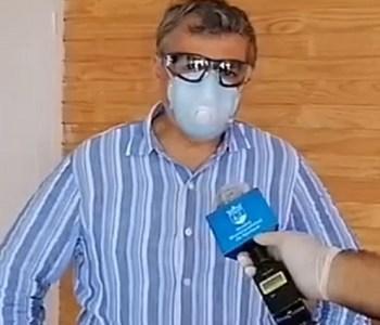 Alcalde Soria pide que Subsecretario Galli explique las razones que fundamentan que Iquique siga en Cuarentena