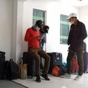 Detienen a 9 bolivianos que de Copiapó llegaron a Iquique. Después de un mes y sin dinero intentaban cruzar a pie la frontera