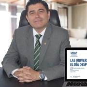 Rector UNAP expuso en Encuentros Virtuales Internacionales:Las Universidades el Día Después