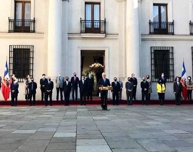Cambio en el corazón del Gobierno: Sebastián Piñera entrega comité político a fuerzas tradicionales de Chile Vamos
