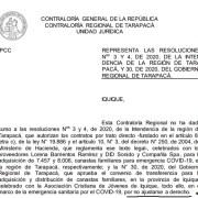 Concejal Ramírez anuncia querella contra Intendente y particulares, luego que contratos de alimentos fueran declarados ilegales