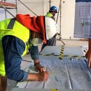 Ratifican Protocolo Sanitario de la Construcción en faenas de ampliación de aeropuerto Diego Aracena de Iquique