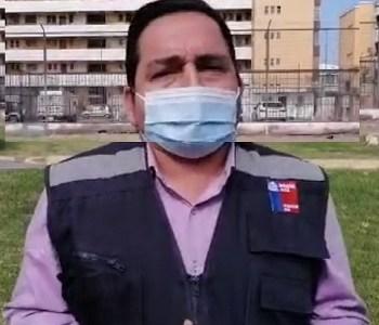 Denuncian que funcionarios de área de alimentación del Hospital, cuentan con una mascarilla diaria para cumplir sus funciones