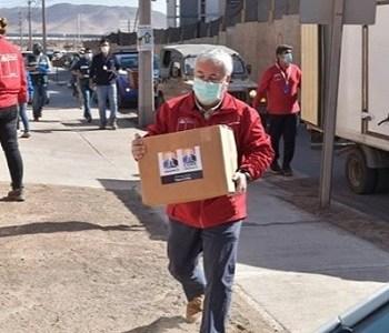 Unidad de Delitos Económicos y Corrupción de la Fiscalía investigará el caso de Cajas de Alimentos, tras denuncia contra intendente Miguel Ángel Quezada