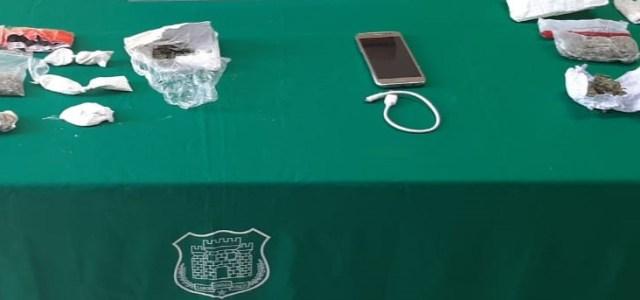 Tres personas que ingresaban droga a recinto carcelario de Alto Hospicio quedaron en prisión
