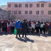 En diálogo participativo se difundieron derechos ante la justicia, se revisaron sus causas y las condiciones en que cumplen la prisión internas indígenas y extranjeras