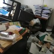 Por tercera vez sede de la Comisión de DDHH sufrió robo de sus computadores y documentos