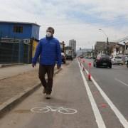 Mediante proceso comunitario Municipio definirá lugares de estacionamiento para bicicletas en distintos puntos de la ciudad.