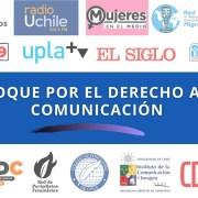 Nueva red de periodistas levanta una agenda feminista y de derechos humanos para el periodismo y las comunicaciones