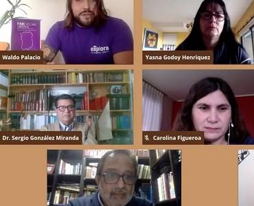 """Especialistas participaron en """"Diálogos Interculturales"""", iniciativa de Explora Tarapacá que busca reconocer la interculturalidad."""