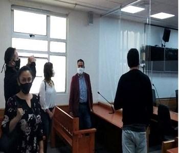 Defensoría Penal Pública conoció el reacondicionamiento efectuado a las salas de audiencias para juicios orales
