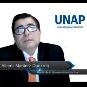 Rector UNAP reconoce crisis financiera y descarta que en lo inmediato se piense vender terrenos de Casa Central