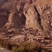 Ordenan a Minera Cerro Colorado, cesar la intervención sobre recursos hídricos en quebrada de Quipisca-Parca