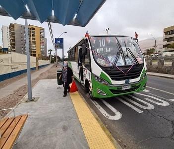 Ministerio de transporte facilitará el traslado durante jornada del plebiscito constitucional