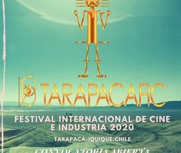 Convocan a presentar obras para  el Festival Internacional de Cine, TV y redes Sociales, Tarapacá-Fic