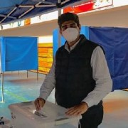 Gobernador Álvaro Jofré Cáceres, renunció al cargo en medio del contexto pre electoral