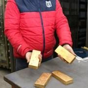 Lingotes de oro son parte de la oferta de primera subasta virtual de Aduanas. Ya hay más de 3 mil inscritos