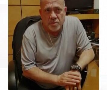 """Angustiado padre señala que su hijo preso político """"luchó por una causa digna que se llama Chile"""""""