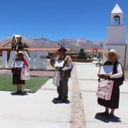 Tres cultores de Colchane resultaron ganadores del Sello de Artesanía Indígena 2020, de un total de 10 distinciones