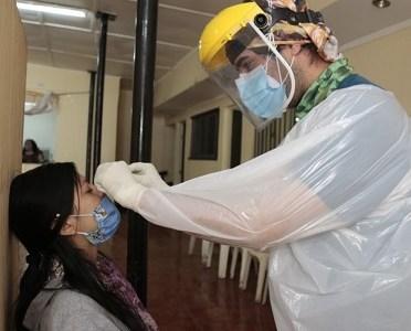 Salud Municipal Iquique traslada punto fijo de toma de muestras PCR. Además dispuso operativo en Juntas de Vecinos