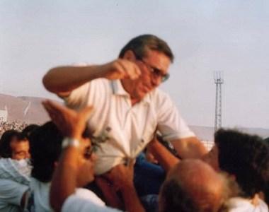 Sigue impacto por deceso de Pedro Cejas Alcayaga. Este lunes lo sepultarán en el Parque del Sendero