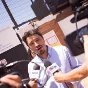 Nuevo trato entre la ciudadanía común y municipio propone Rodrigo Oliva en postulación como concejal por Iquique