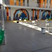 Municipalidad de Alto Hospicio habilita punto de vacunación especial para trabajadores de la educación