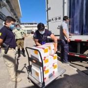 Tarapacá recibe nueva remesa de vacunas contra COVID-19, sumando 66 mil dosis a la fecha