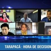 """""""Tarapacá: Hora de decisiones"""", fue el ciclo de conversatorios con candidatos a constituyentes que realizó la AII"""