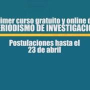 Unesco, Espacio Público y el Colegio de Periodistas de Chile convocan a curso virtual gratuito de periodismo de investigación
