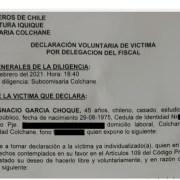 Alcalde de Colchane anuncia querella por intervencionismo electoral. También denunció agresiones y amenazas