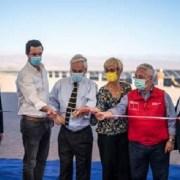Expresan rechazo y dudas por proyecto fotovoltaico en Pica, inaugurado por Presidente Piñera