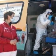 Subsecretaria Paula Daza anuncia implementación de test de antígenos en la región