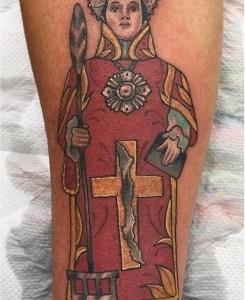 """Piel Devota"", investigación en torno a incorporación del tatuaje como elemento de devoción a San Lorenzo"