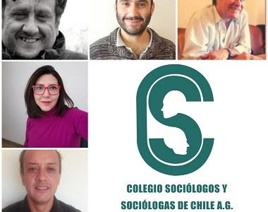 Iquiqueño Bosco González, electo como Presidente del Colegio de Sociólogos y Sociólogas de Chile, imprimiendo sello social y desde regiones.