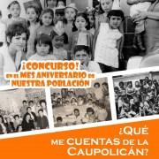 En el 64º aniversario de la población Caupolicán, Centro Caminos  realizó concurso de relatos